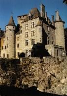 Aux Environs De VIC SUR CERE POLMINHAC Le Chateau De Pestrils 13(scan Recto-verso) MA2250 - France