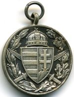 """Hungary, Miniature Medal """"Pro Deo Et Patria 1914-1918"""" With Swords - Tokens & Medals"""