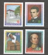 BARBADOS 2006  Enfranchissement Of Colored & Blacks    UM  - MNH - Barbados (1966-...)