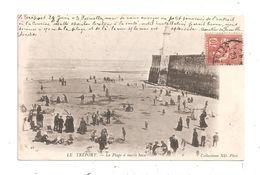 Le Tréport-La Plage à Marée Basse-(C.3514) - Le Treport