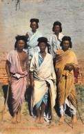 EGYPTE    ASSUAN - GROUP OF BISHAREEN - Assouan