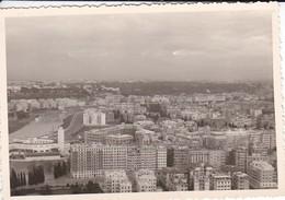 MINI-PHOTO---ITALIE---ROME--vue De Rome Pris De L'olservatoire---voir 2 Scans - Lieux