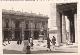 MINI-PHOTO---ITALIE---ROME--capitole---voir 2 Scans - Places
