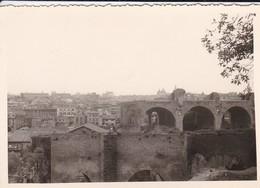 MINI-PHOTO---ITALIE---ROME--basilique De Constantin---voir 2 Scans - Places