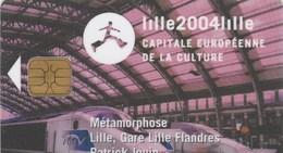 CARTE DE STATIONNEMENT  LE PIAF...ISLA - France