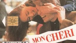 TELECARTE 50 UNITES   .  MON CHERI - France