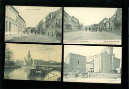 Beau Lot De 12 Cartes Postales De Belgique  Deynze      Lot 12 Postkaarten Van België  Deinze  - 12 Scans - Postcards