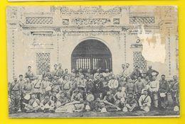 Musique Du 9°Coloniale à La Pagode Des Corbeaux Viet-Nam - Viêt-Nam