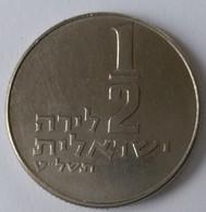 Monnaies - Israel - 1/2 Sheqel - (1963-1979) - - Israel
