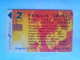 Jotul 2 Lati - Latvia