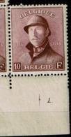 178  **  Bdf Pl 1    ++620 - 1919-1920 Roi Casqué