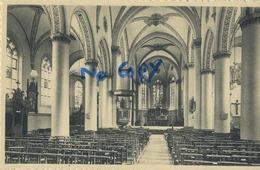 Herck-de-Stad :  Binnenzicht Kerk - Herk-de-Stad