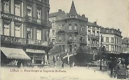 LIEGE - Place Notger Et Degré St Pierre - Liege