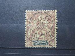 """VEND BEAU TIMBRE DE NOUVELLE-CALEDONIE N° 42 , OBLITERATION """" NOUMEA """" !!! - New Caledonia"""