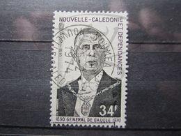 """VEND BEAU TIMBRE DE NOUVELLE-CALEDONIE N° 377 , OBLITERATION """" NOUMEA """" !!! - New Caledonia"""