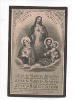 ANNA - CATHARINA VANDENBORN ° GORS OP - LEEUW 1885  + IN DE OUDERDOM VAN 57 JAREN - Devotion Images