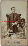 CDV Soldat 109e Régiment-photo Laurent Rue De Buxereuilles à Chaumont - War, Military