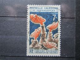 """VEND BEAU TIMBRE DE NOUVELLE-CALEDONIE N° 322 , OBLITERATION """" BOURAIL """" !!! - Used Stamps"""
