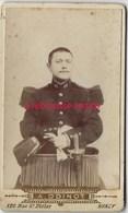 CDV Soldat 69e Régiment-photo Odinot à Nancy - War, Military
