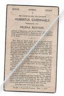 HUBERUS CARDINAELS ° OPOETEREN 1899 + MEEUWEN GRUITRODE 1943 - Devotion Images