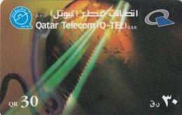 11683-PREPAGATA - QATAR - QATAR TELECOM - USATA - Qatar