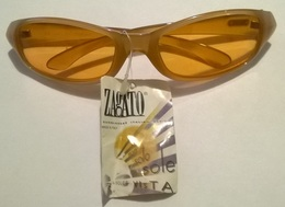 OCCHIALI DA SOLE VINTAGE ZAGATO MADE IN ITALY  (2) - Occhiali Da Sole