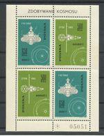 POLONIA YVERT  H/B  1310/11   MNH  ** - Blocks & Sheetlets & Panes