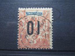 """VEND BEAU TIMBRE DE LA REUNION N° 77 , OBLITERATION """" SAINT-DENIS """" !!! - Réunion (1852-1975)"""