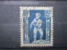 "VEND BEAU TIMBRE D ' ALGERIE N° 290 , OBLITERATION "" AFFREVILLE "" !!! - Used Stamps"