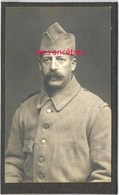 CDV Guerre 1914-Gaston DUVEAU Tué à L'ennemi à Avocourt (Meuse) 11/1/1917-289e RI-2e Classe-TB état - Guerra, Militares