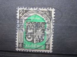 """VEND BEAU TIMBRE D ' ALGERIE N° 259 , OBLITERATION """" POSTES AUX ARMEES """" !!! - Used Stamps"""