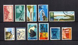 Africa Del Sur   1971-73  .-   Y&T  Nº  330/331-332/334-335/336-337-338/340 - África Del Sur (1961-...)