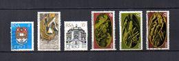 Africa Del Sur   1973  .-   Y&T  Nº  341-342/343-344/346 - África Del Sur (1961-...)