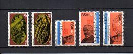 Africa Del Sur   1973  .-   Y&T  Nº  344-346-347/349 - África Del Sur (1961-...)