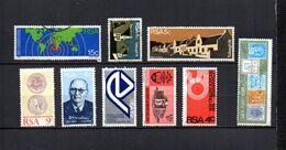 Africa Del Sur   1973-74  .-   Y&T  Nº  350-351/352-353-354-355-356-357-358 - África Del Sur (1961-...)