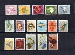 Africa Del Sur   1974  .-   Y&T  Nº  359/374 - África Del Sur (1961-...)
