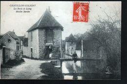 45, Chatillon Coloigny, Les Bords De Loing, Moulin Bardin - Chatillon Coligny