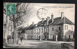 45, Chatillon Coloigny, Place De La Croix-blanche - Chatillon Coligny