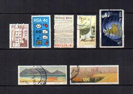 Africa Del Sur   1975  .-   Y&T  Nº  388-389-390/391-392-393/394 - África Del Sur (1961-...)