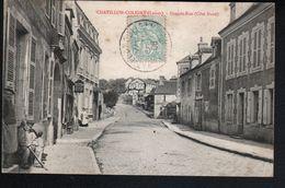 45, Chatillon Coloigny, Grande Rue ( Cote Nord ) - Chatillon Coligny
