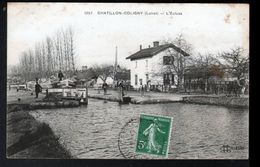 45, Chatillon Coloigny, L'ecluse - Chatillon Coligny
