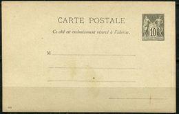 Entier N° 89-CP4 Y Et T, N° 54 ACEP - Postal Stamped Stationery