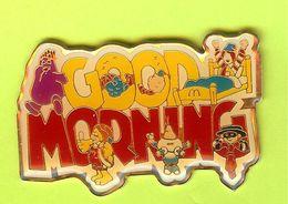 Pin's Mac Do McDonald's Ronald Good Morning - 1G01 - McDonald's