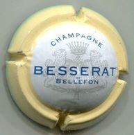 CAPSULE-CHAMPAGNE BESSERAT DE BELLEFON N°32 Contour Crème 32 Mm - Besserat De Bellefon