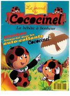 LE JOURNAL DE COCOCINEL LA BEBETE A BONHEUR - Altri Oggetti Fumetti