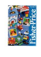 CATALOGO Gioattoli FISKER PRICE 1997 - Altre Collezioni