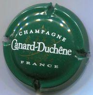 CJ-CAPSULE-CHAMPAGNE CANARD-DUCHENE N°75 Vert - Canard Duchêne