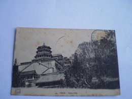 China - Chine // Pekin - Peking // Palais D'Ete // Used 1912 STAINS - China