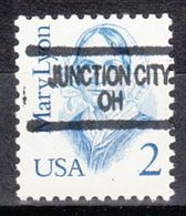 USA Precancel Vorausentwertung Preo, Locals Ohio, Junction City 904 - Vereinigte Staaten