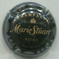 CAPSULE-CHAMPAGNE MARIE STUART N°14 Noir Et Or Pâle - Marie Stuart
